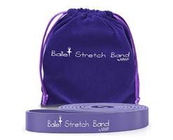 Гимнастическая лента Ballet Stretch Band (фиолетовая)