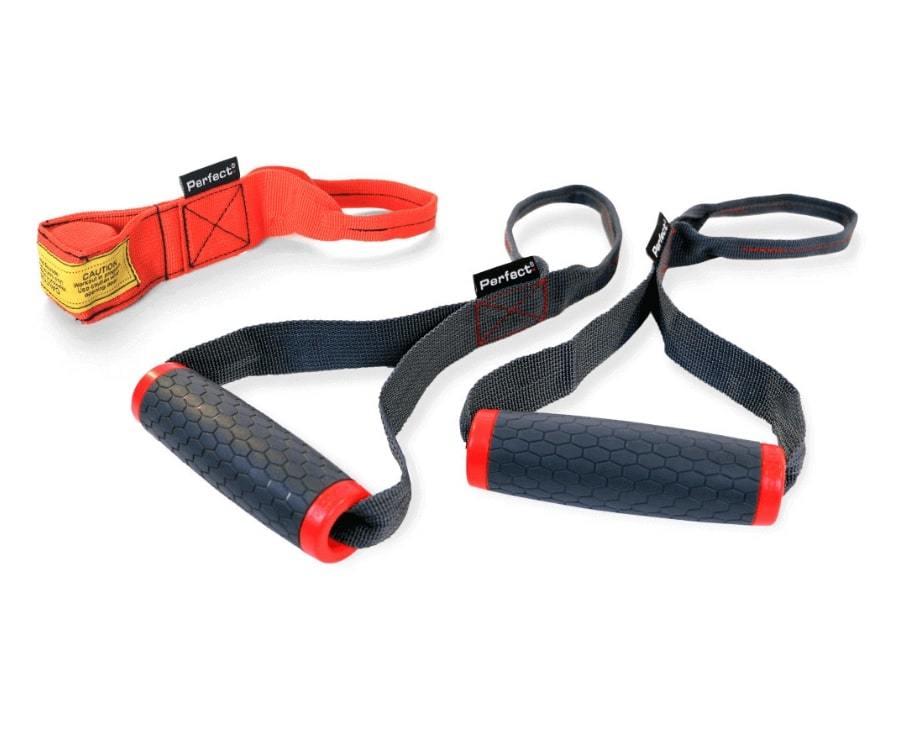 Комплект резиновых эспандеров Perfect Fitness Bands Kit