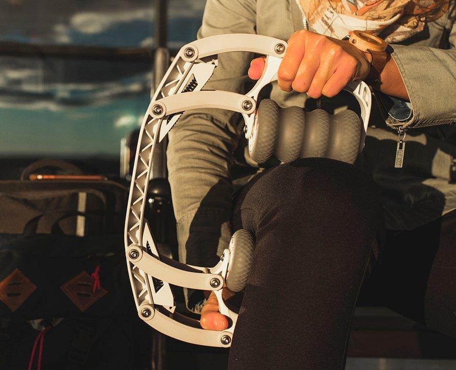 Массажер ROLL Recovery R8 (Alpine White)