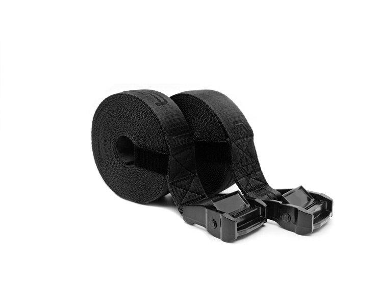 Стропы для гимнастических колец SUPERSILA Straps (True Black)