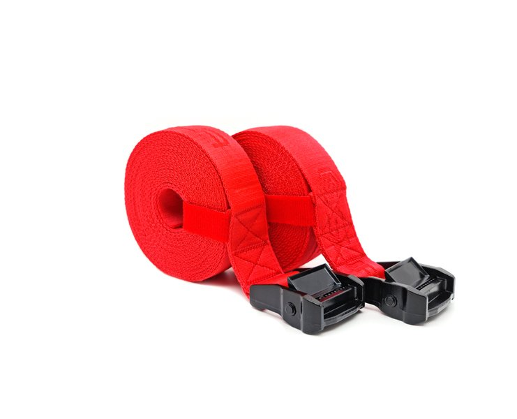 Стропы для гимнастических колец SUPERSILA Straps (Lava Red)