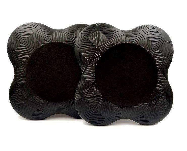 Комплект упоров для коленей Supersila Knee Pad (True Black), 2шт