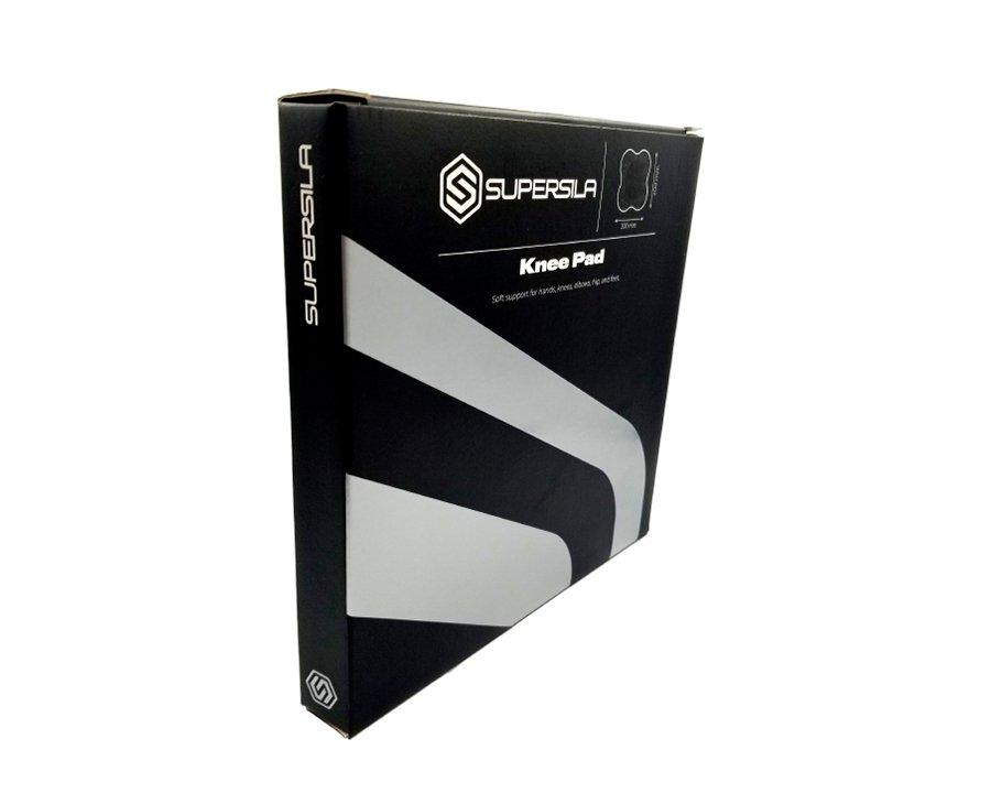 Комплект упоров для коленей Supersila Knee Pad (Galaxy Grey), 2шт