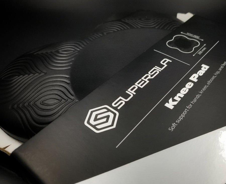 Упор для коленей Supersila Knee Pad (True Black)