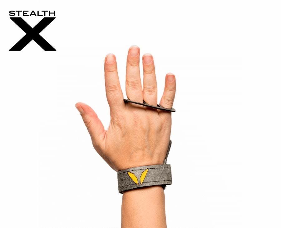 Гимнастические накладки Victory Grips STEALTH X (Женские)