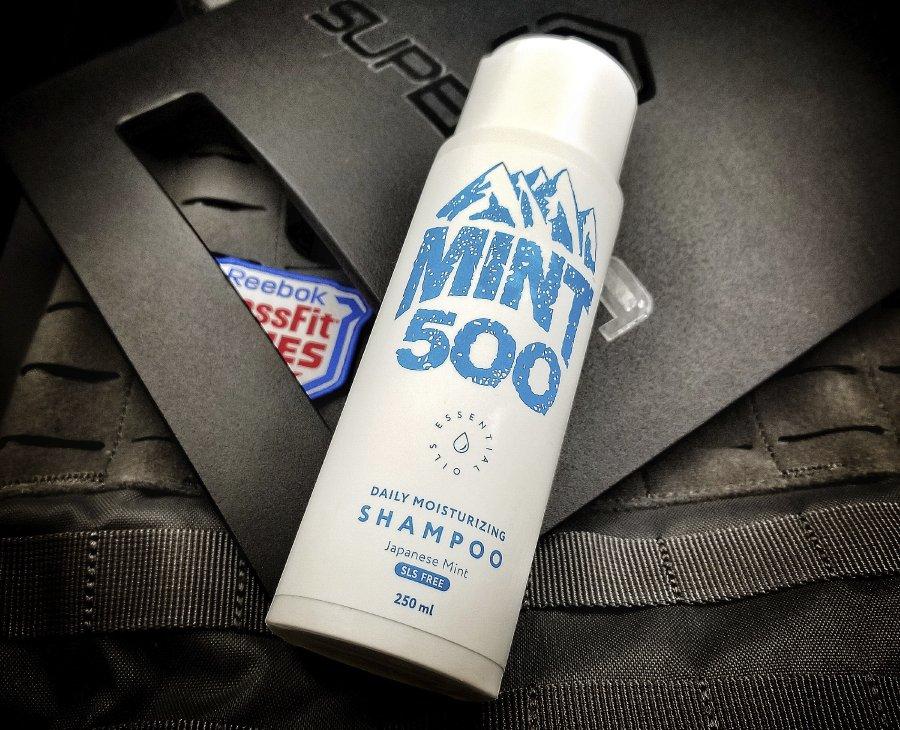 Шампунь MINT500 для ежедневного ухода
