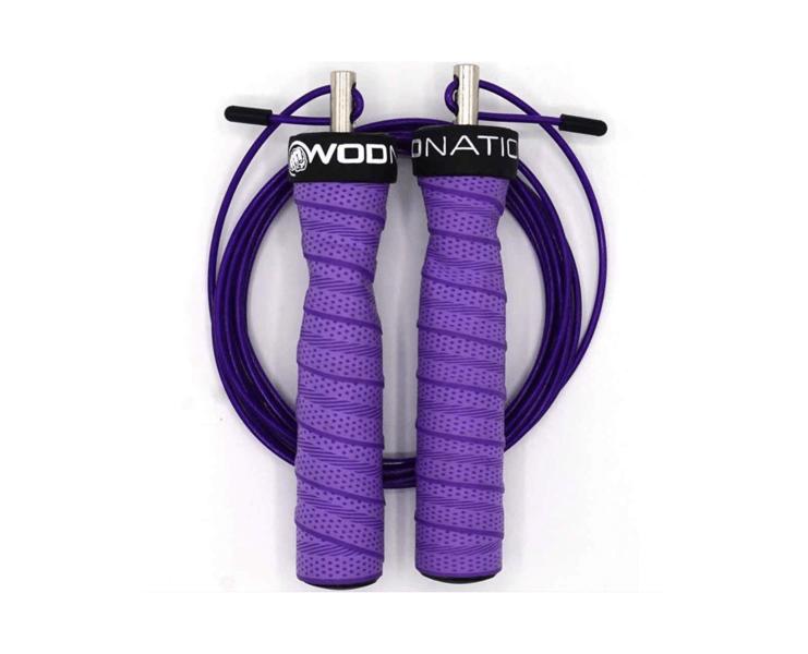 Универсальная скакалка Wod Nation (Purple)